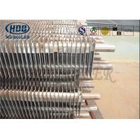 High Frequency Welding Boiler Fin Tube , H Type Welding Fin Tube / Longitudinal Fin Tube Manufactures