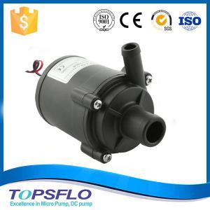 TOPSFLO dc micro water pump/ hot water circulation pump Manufactures