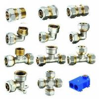 China Brass Pex-Al-Pex Fitting CH310c on sale