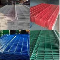 Curved mesh Panel of 3D curved Mesh Fence