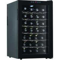 Wine Cooler Commercial Refrigerator Freezer With Stainless Steel Power Painting Frame Manufactures