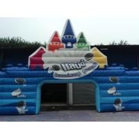 Inflatable Advertisement Wall / Inflatable Advertisment Special Design For Sale Manufactures