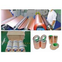 PCB Electrodeposited Rolled Annealed Copper High Intensity / Peel Strength Manufactures