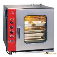 18KW Electric Combi Steamer Stainless Steel WR-10-11 For Kitchen , 10-Tray GN 1 Manufactures