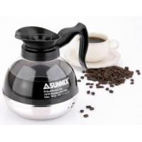 Sunnex Steel Bottom Coffee Decanter Glass Kettle Stainless Steel Cookwares Manufactures