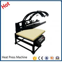 Large format manual fabric transfer sublimation t shirt heat press machine for sale for all fabric factory5C2 Manufactures