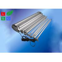 Quality Electric Motorised Roll Up Banner Stand Light Weight Scrolling Display For Exhibition for sale