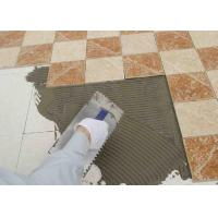 Strongest Water Based Natural Stone Adhesive Flexible Epoxy Glue For Shower Floor Manufactures