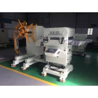 Autoamtic Stainless Steel Decoiler Straightener Feeder For Household Appliances Manufactures