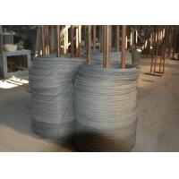 Quality ASTM A 641 / A 641 M Iron Electro Galvanized Wire Q195 Q235 SAE1008 SAE1050 for sale