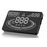 Shift Reminding Obd2 Hud Display E300 HUD , Aftermarket Hud Display For Cars Manufactures