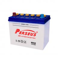 Dry Charged Car Battery - N50Z/N50ZL/12V60ah Manufactures