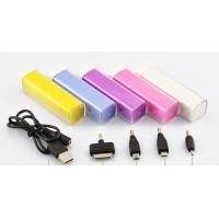 Colorful Smart Fashion Portable USB Power Bank 5200mAh For Cell Phone Manufactures