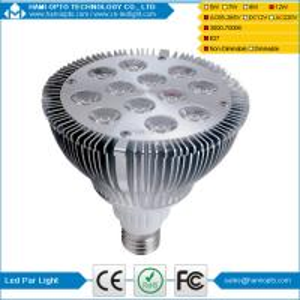 2016 Dimmable LED par light Led Spot Lighting 12W / E27 Led Replacement For Halogen Bulb Manufactures