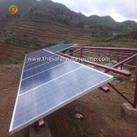 solar water pump system with smart inverter Mppt control best price offer