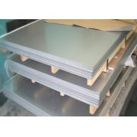 Raw Materials Decorative Stainless Steel Sheet , Natural Color 304 Stainless Steel Plate Manufactures