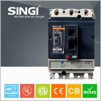 SINGI 160amp Moulded Case Circuit Breaker mccb for industrial , commercial Manufactures