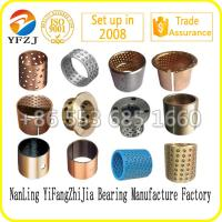 Quality factory direct sales sliding bearing/ composite bushing/ plain bearing for sale