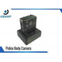 Buy cheap Audio Law Enforcement Body Worn Camera Night Vision Waterproof 2 IR Lights For from wholesalers