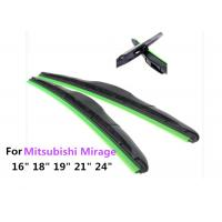 Car Windscreen Mitsubishi Mirage Wiper Blades With Dedicated Interface Manufactures