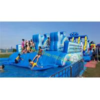 water playground slide for sale Manufactures