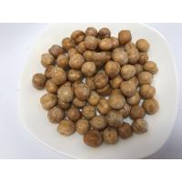Fried Style Salted Roasted Chickpeas Snack Retailer Bag With Private Label Manufactures
