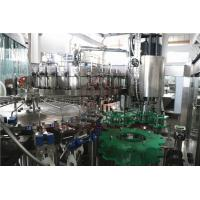 China 32 Head 10000BPH Beer Bottle Filling Machine , Glass Bottling Capping Machine on sale