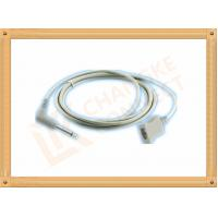 PVC Gray Medical Temperature Probe Adapter Cable YSI 400 Series Manufactures