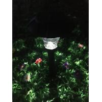 Quality IP44 Waterproof Solar Powered Yard LightsWith Automatic Turn On /  Turn Off for sale