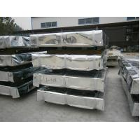 AZ Coating Hot Dipped Galvanized Steel Sheet With Regular Spangle Manufactures