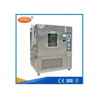 Xenon Light Fastness Environmental Test Chamber , Resistant Climate Tester Manufactures