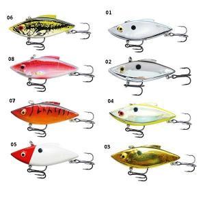 Buy cheap CHVI13 Lipless crank baits & hard VIB fishing lures wholesale 75mm 17g from wholesalers