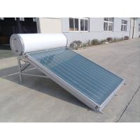 most popular low price flat panel solar water heater Manufactures