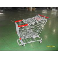 Amercian 114 Childs Metal Shopping Carts with E-coating and grey powder coating Manufactures