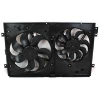 VW3115103 New Radiator OEM Fan Dual Radiator Cooling Fans & Motors NEW for Audi VW Manufactures