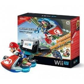 Wii U Mario Kart 8 & Nintendoland 32GB Deluxe bundle Manufactures