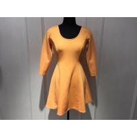 Slim Waist Womens Wrap Dresses Breathable With Woven Spandex BGW002 Manufactures