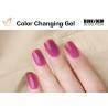 Buy cheap Gradient Temperature Changing Gel Nail Polish , Organic Gel Mood Nail Polish from wholesalers