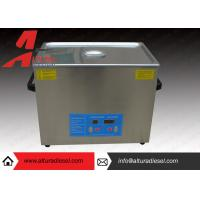 Stainless Steel Digital Ultrasonic Cleaners TSX-600ST for Metal Parts Manufactures
