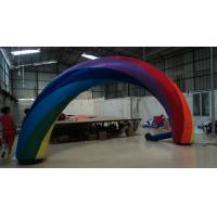 Inflatable Rainbow Arch / Inflatable Entrance Arch / Inflatable Arch Price Manufactures