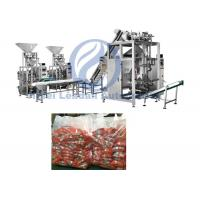 5kg To 50kg Snacks Secondary Packaging Machine For Small Sachets Into Big Bag Manufactures