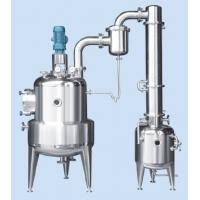 SUS304 / 316L Dairy Processing Vacumm Decompressing Concentractor Compact Structure Manufactures