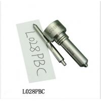 Diesel Engine Components Diesel Fuel Nozzle , Diesel Injection Nozzle L028PBC Manufactures