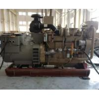 China Industrial Marine Diesel Generator Set Electric Type 1800 RPM Rated Speed on sale