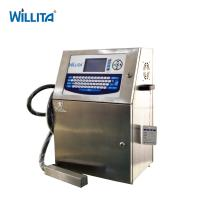 Buy cheap Industrial small character ink jet printer docod inkjet printer from wholesalers