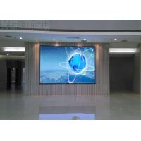 P4 SMD 3 in 1 Full Color Indoor LED Displays For Mobile Media , CE UL FCC Trusted Service Manufactures