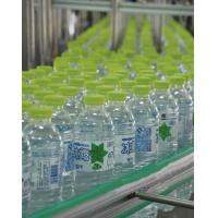 Quality Beverage Bottle Automated Conveyor Systems 220V / 380V 304 Stainless Steel for sale