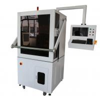 Rotating Marking 20W Fiber Laser Marker for Advertising / Arts Industry Manufactures