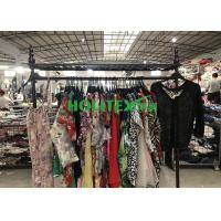 China Female Second Hand Used Clothes , Fashionable Mixed Size Ladies Used Clothing on sale