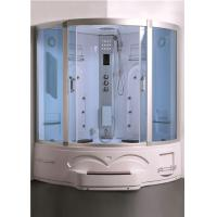 Multi Colored Steam Shower Bath Combo , Whirlpool Steam Shower Combo With Radio Manufactures